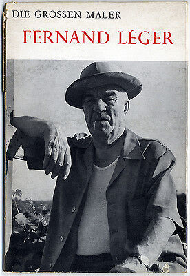 Kunst Malerei Paris New York Kubismus Ferdinand Leger Foto Bildband 1950 ()