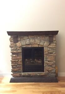 Foyer électrique  / Fireplace