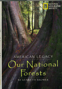 American Legacy - Our National Forests - Kenenth Brower