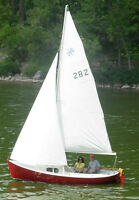 Sailboat Nordica 16 for sale. $3,000
