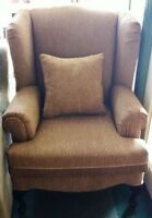 New Wing Chair Best Price Canadian Made