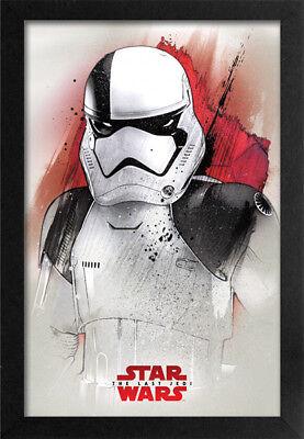 24x36 Storm Trooper v18 Star Wars The Last Jedi Episode VIII Movie Poster