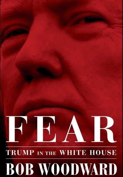 Купить Fear: Trump In The White House By Bob Woodward ( E Book )