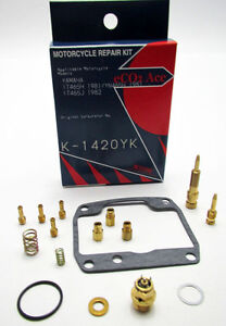 Yamaha IT465, YZ465, YZ490 Carb Repair kit