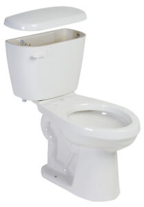 10 inch rough in - Toilet Tank and Bowl - Complete Set - Gerber Maxwell -- ADA