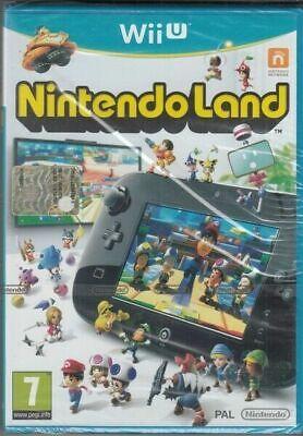 NINTENDO LAND Videogioco Triangolo Blu Nintendo Wii ITA Completo