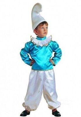 10 Year Old Boys Halloween Costumes (Carnival Halloween Costume kids Smurf dwarf 1-10 years Old)