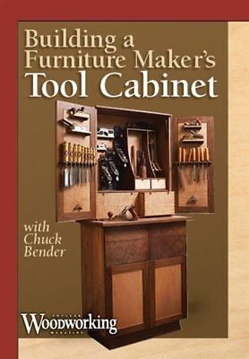 Building a Furniture Maker's Tool Cabinet with Chuck Bender DVD