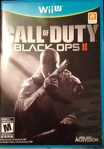 WiiU: Call of Duty Black Ops II (New)