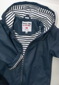 "NEW baby waterproof rain coat ""LaMer"" £10"