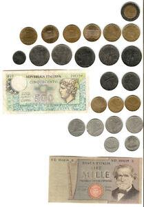 Monnaie de partout au monde - World coins