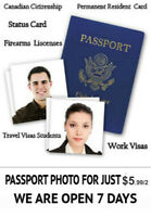 Guarantee Passport,Visa photos $4.98/2 Highest Volume in Town