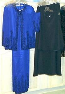 ***1X Size - Evening Wear - Smoke & Pet Free***