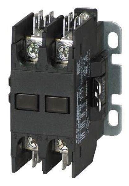Eaton C25CNB125T 1 Pole 25A 24V Contactor - New