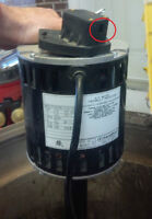 Wanted: Burnt out sump pump