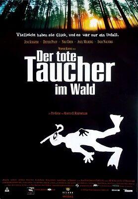 TOTE TAUCHER IM WALD, DER - 2000 - Filmplakat