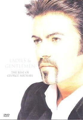"GEORGE MICHAEL ""LADIES & GENTLEMEN,THE BEST..."" DVD NEW+"