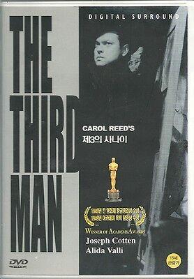 THE THIRD MAN  NEW  DVD