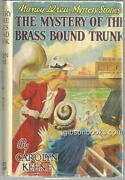 The Mystery of The Brass Bound Trunk