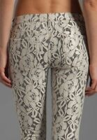 7 jeans -the skinny orchid lace -overlay skinny jeans