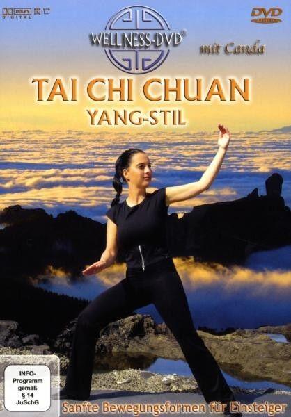 TAI CHI CHUAN-YANG-STIL SANFTE BEWEGUNGSFORMEN... DVD