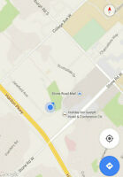 Parking Just Steps Away from Stone Road Mall and UofG