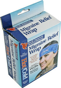 MIGRANE RELIEF WRAPS - AN EASY INEXPENSIVE HEADACHE SOLUTION