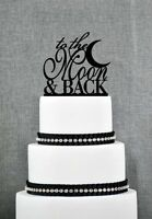 Personalize wedding cake topper