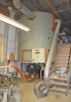 SPANEX Briquette MFG Line in EX COND. With Low Hours