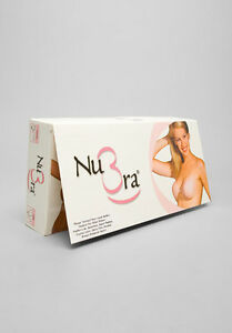Authentic Bragel Nubra Strapless Backless Adhesive Silicon Bra