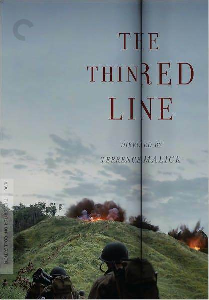 CRITERION COLLECTION: THIN RED LINE - DVD - Region 1 - Sealed