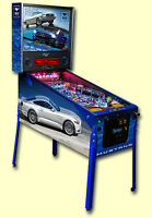Mustang 50th Anniversary Limited Edition Pinball