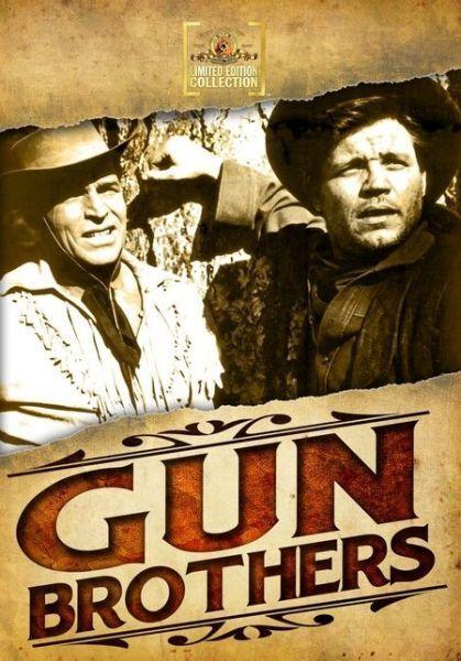 Gun Brothers - Region Free DVD - Sealed