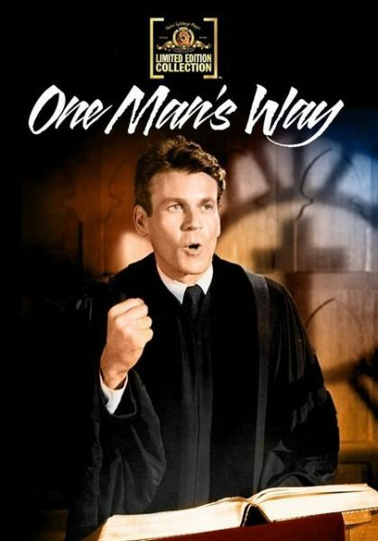 One Man's Way - Region Free DVD - Sealed