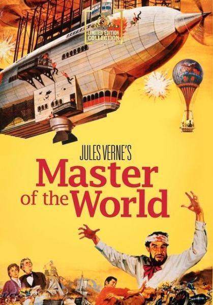 Master of the World - Region Free DVD - Sealed