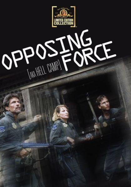 Opposing Force (aka Hell Camp) 1986 Tom Skerritt - Region Free DVD - Sealed