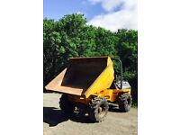 BENFORD TEREX 6 TON DUMPER-PERKINS ENGINE