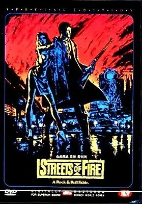 Streets Of Fire  1984  New Sealed Dvd Diane Lane