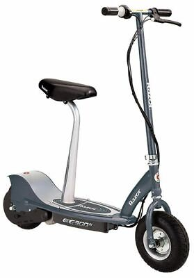 Razor Bicicleta Eléctrica E300S Con Sitzerweiterung, Gris 13173815