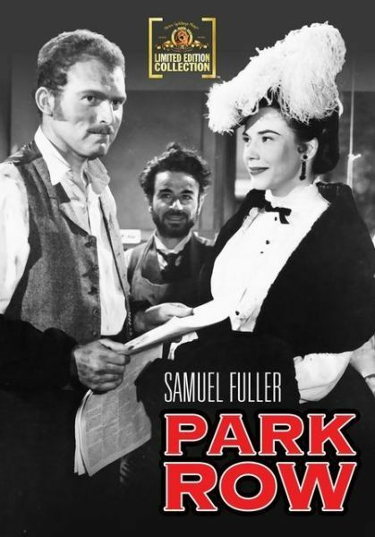 Park Row - Region Free DVD - Sealed