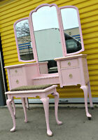 A classy vanity for a classy lady (deliver)