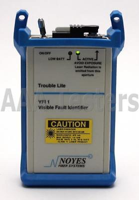 Noyes Vfi 1 Trouble Lite Fiber Optic Visible Fault Identifier Vfi1