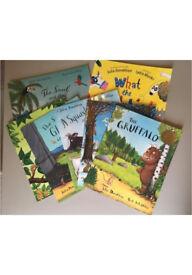 Bundle of 7 Julia Donaldson books