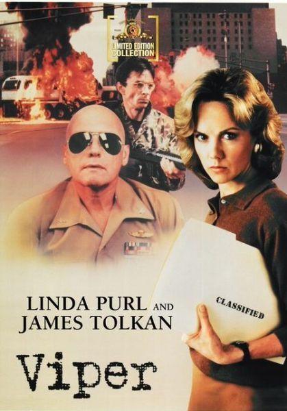 VIPER (1998 Linda Purl) - Region Free DVD - Sealed