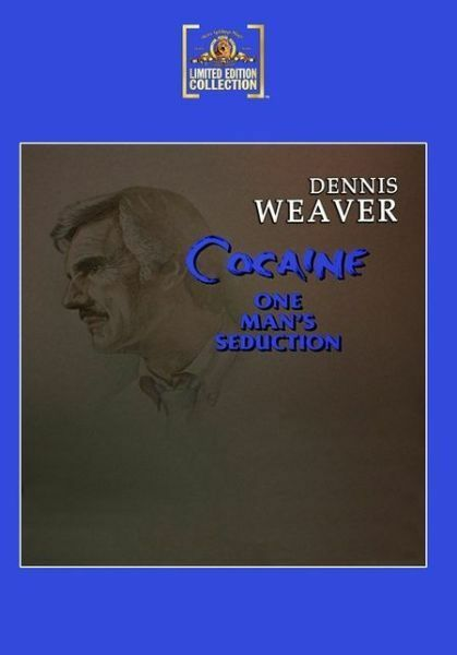 Cocaine : One Man's Seduction (1983 Dennis Weaver)  - Region Free DVD - Sealed
