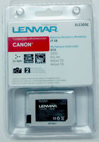 LENMAR Canon camera batteries