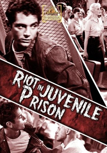 Riot in Juvenile Prison - Region Free DVD - Sealed