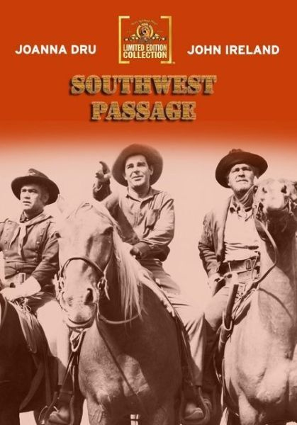Southwest Passage - Region Free DVD - Sealed