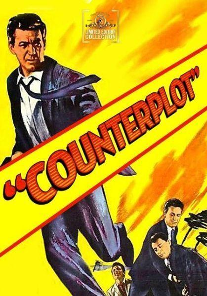 Counterplot - Region Free DVD - Sealed