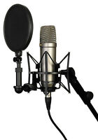 STUDIO RECORDING SERVICE $100 for 2 hours or  SPECIAL PACKAGE